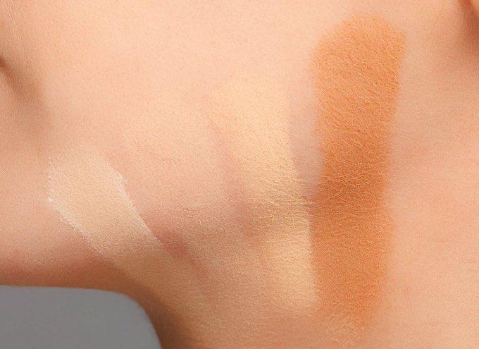 El maquillaje ideal para piel seca