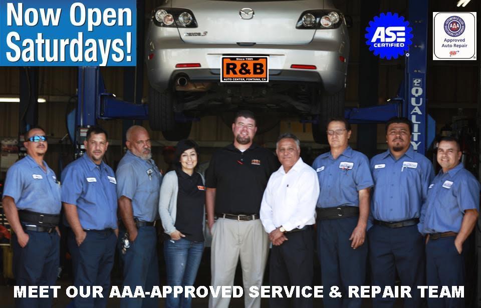 R&B Auto Center Picture