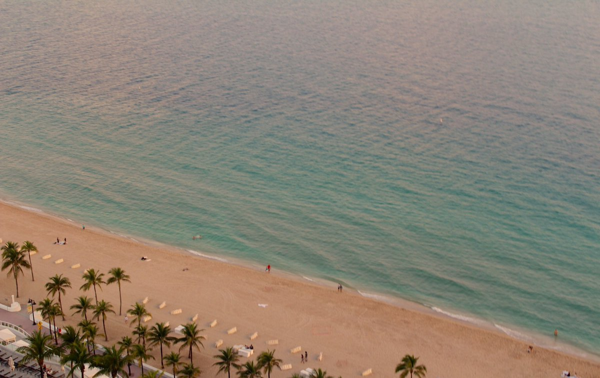 #FLTravelChat Fort Lauderdale Beach. #Ph...