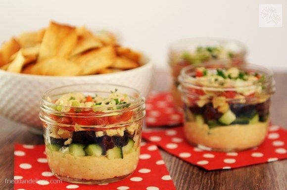 .@FriedDandelions' Mediterranean Seven Layer Dip is sure to be a hit at your next party! https://t.co/TvUcw6N6pr https://t.co/hw2WsgJ8SX