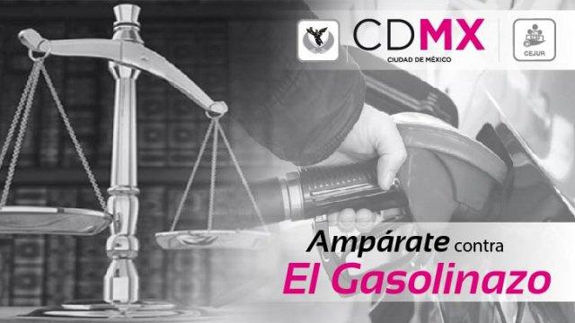 Se suman ciudadanos a amparos contra precios diferenciados de gasolina en CDMX