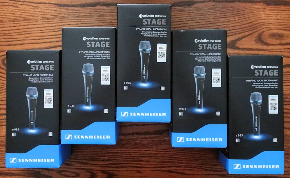 I can't guarantee how good we'll look but thanks to @SennheiserUSA I know we'll sound great on our Sleepless Live Tour.
