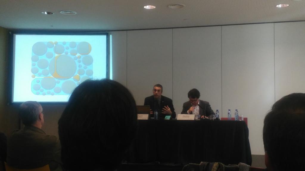 L&#39;episodi d&#39;#agramunt protagonista a les jornades de gestió del risc d&#39;inundacions a Catalunya <br>http://pic.twitter.com/QhW8CILeV5
