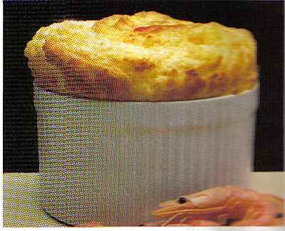 Fish souffle recipe