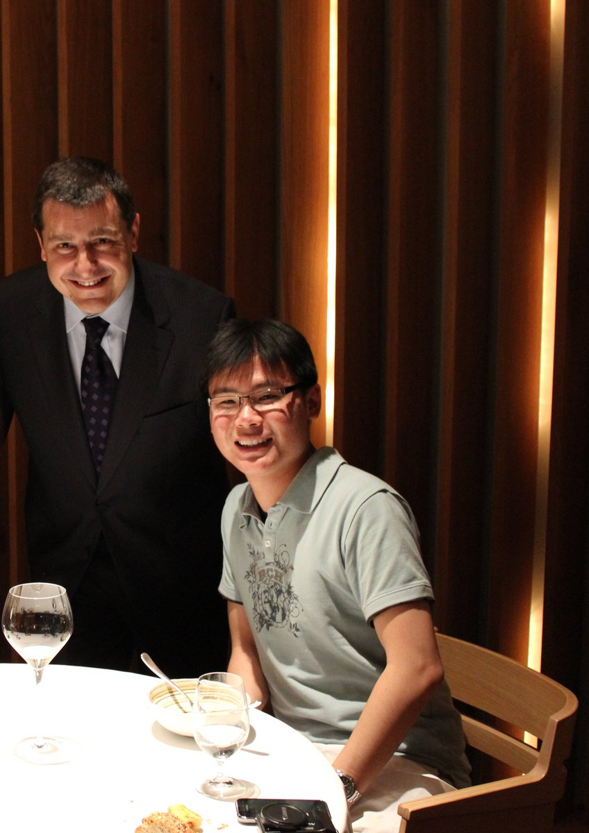 Travelling Foodie with Sommerlier Josep Pitu Roca at El Celler de Can Roca Girona Spain