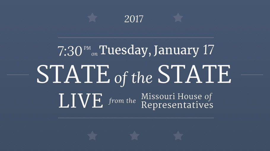 Watch tonight's State of the State Address live at 7:30 p.m. https://t.co/aVJ9sTNGlA https://t.co/4JH09NwWKx