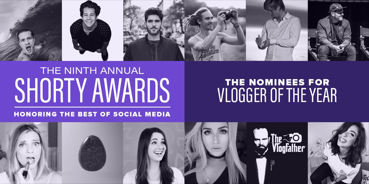 Shorty Awards on Twitter: