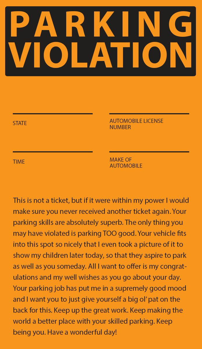 Rhett link on twitter spread some love with a fake parking rhett link on twitter spread some love with a fake parking ticket altavistaventures Images