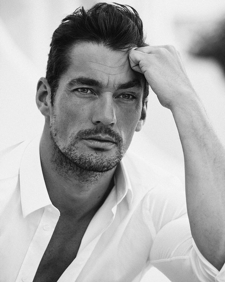 David Gandy On Twitter Quot Outtake For Glamourmaguk Oct