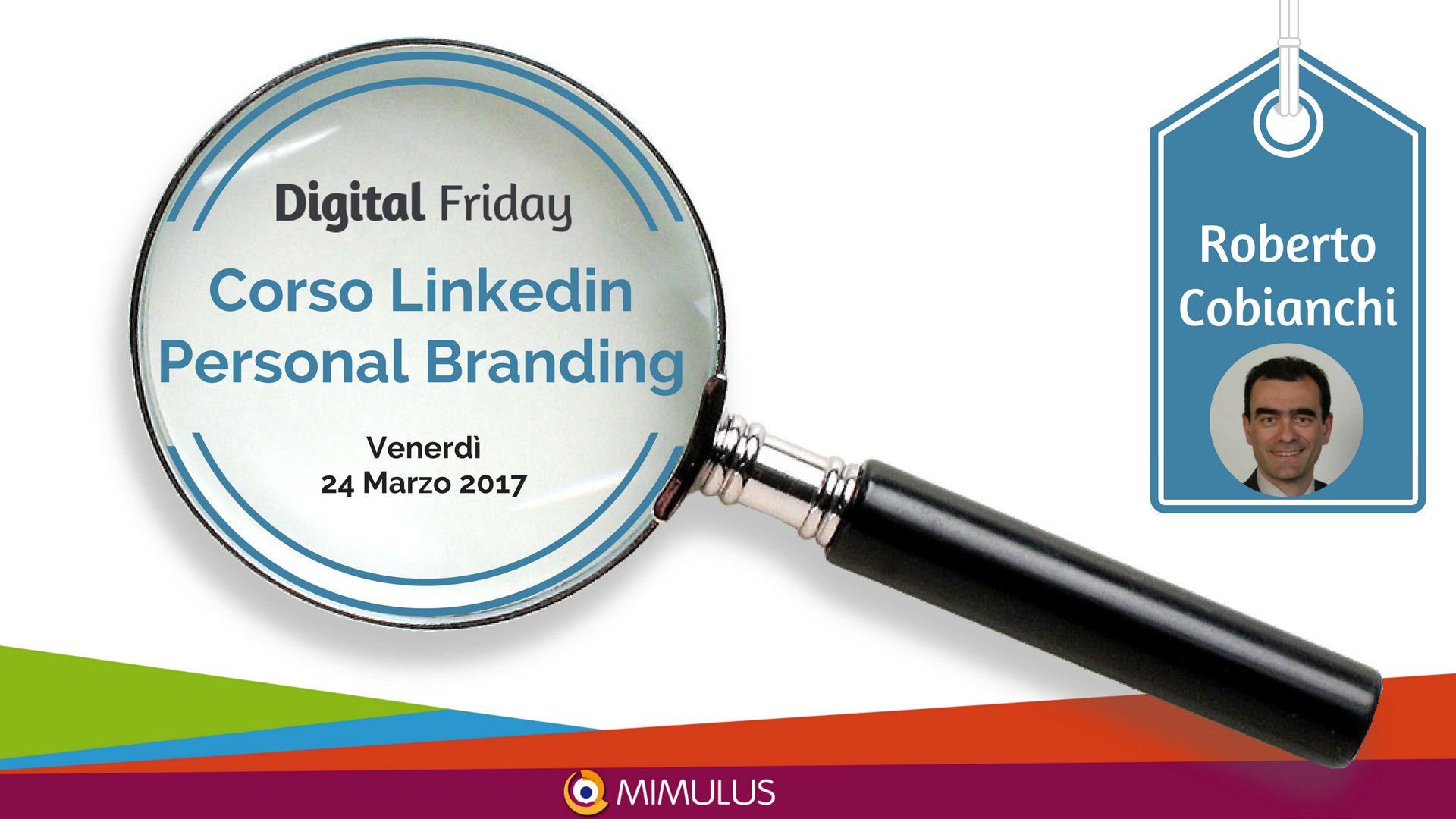 Thumbnail for LinkedIn Personal Branding - #CorsoInTweet