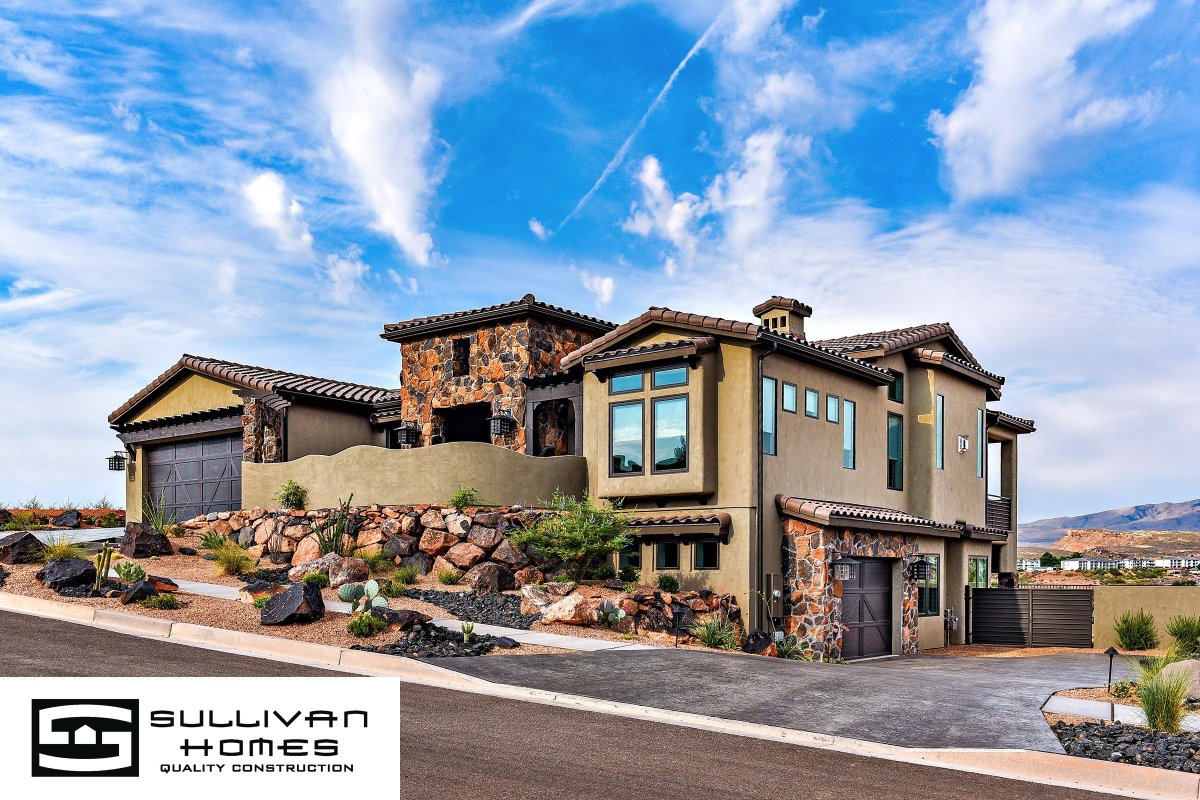 superb sullivan homes #4: We would love to have you check out some beautiful Southern #Utah #Homes.  #Sun, #blueskies, and red rocks!! ...