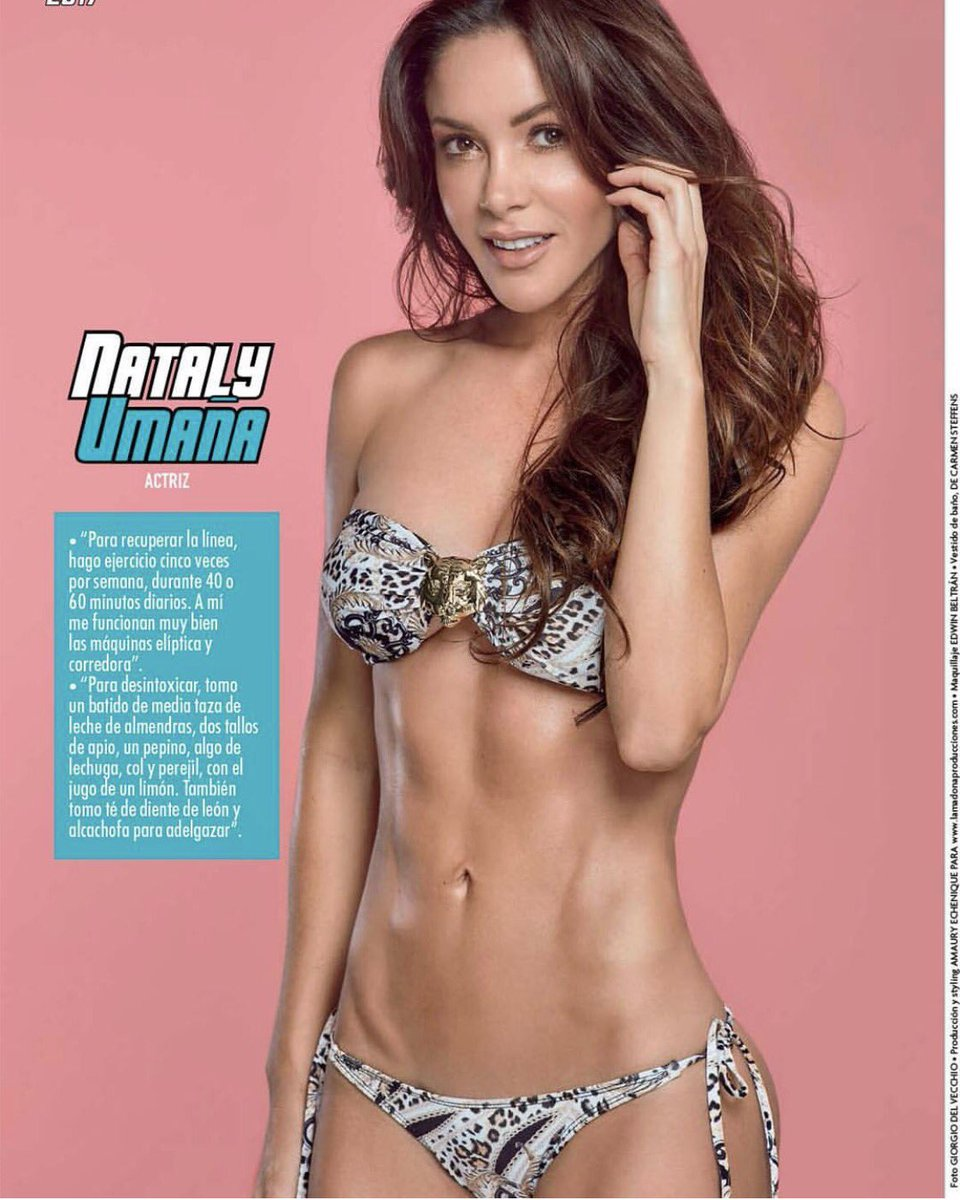 Nataly Umana Nude Photos 4