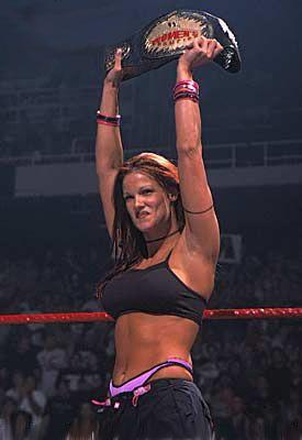 WWE maria wear thongs?