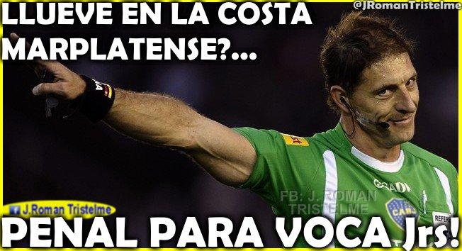 Thumbnail for #PenalParaBoca, las burlas al 'xeneize'