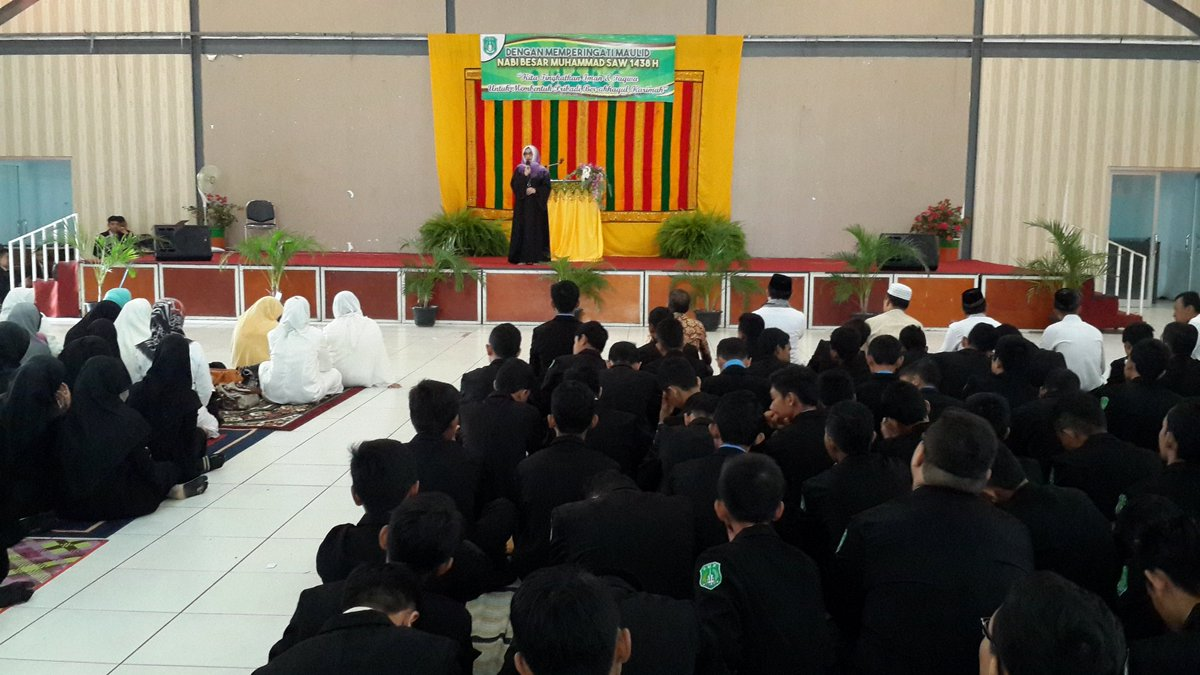 Smkn 1 Banda Aceh On Twitter Peringatan Maulid Nabi Muhammad Saw 1438 H Di Smkn 1 Banda Aceh Rabu 25 01 2017 Smkn1bna Smkbisa Smackone