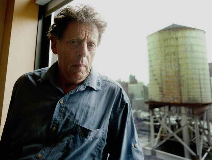 Happy 80th birthday to Philip Glass! Join the celebration on Mornings with Martin