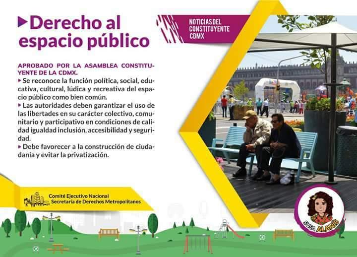 En la #CDMX #QuieroQueSepasQue Es Nuestro Derecho <br>http://pic.twitter.com/1vr6u0ly7q