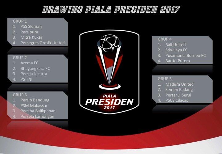 Telan Puluhan Miliar, Ini Rincian Dana Piala Presiden 2017