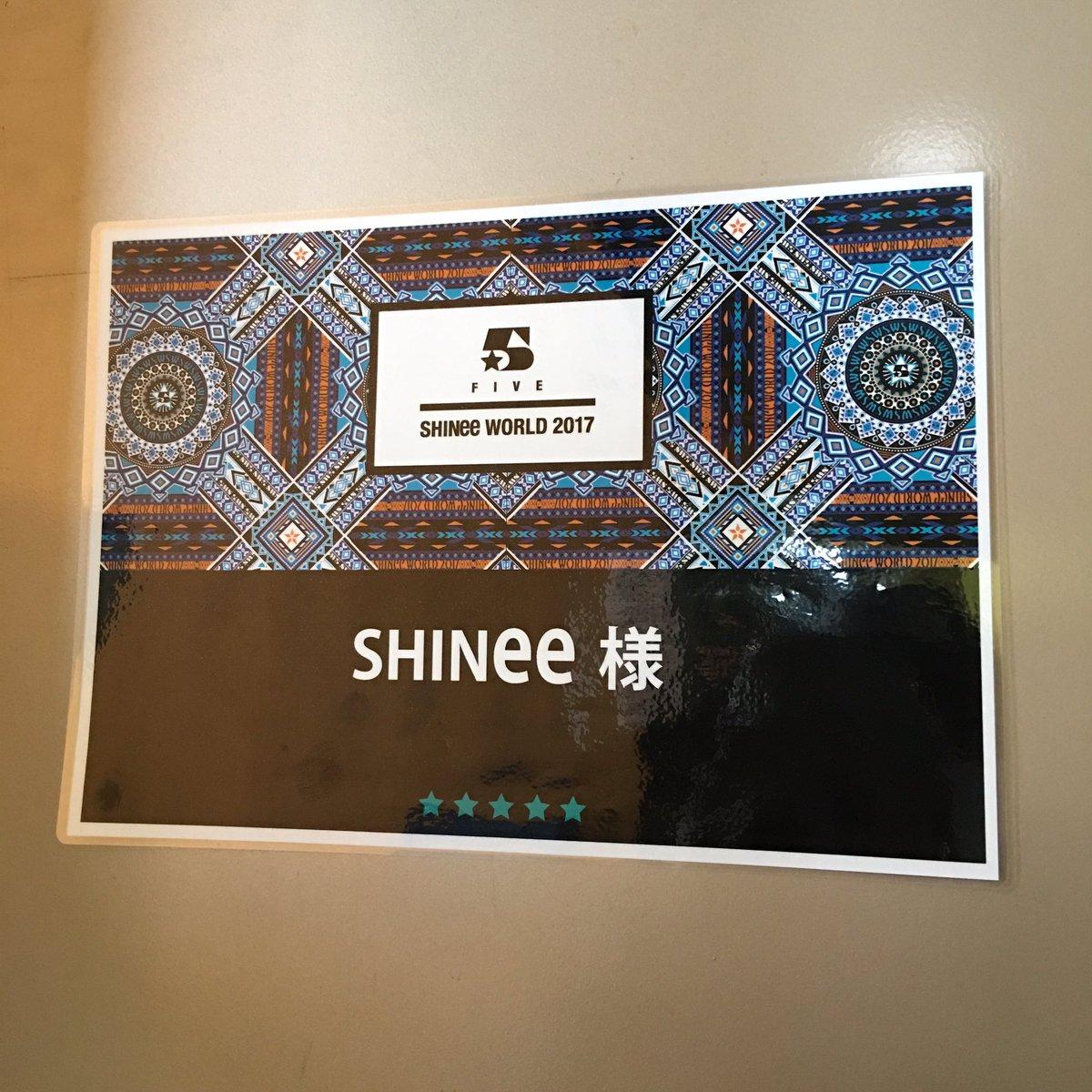 いよいよ「SHINee WORLD 2017~FIVE~」が1/28よりスタートします♪ シャイニッ…