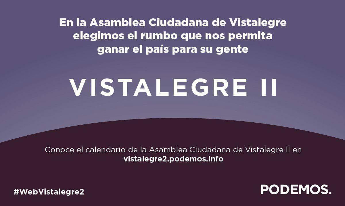 Ya está aquí tu momento de votar, lee y decide el futuro que quieres. #EuskadiPropone #votaconsultavistalegre2
