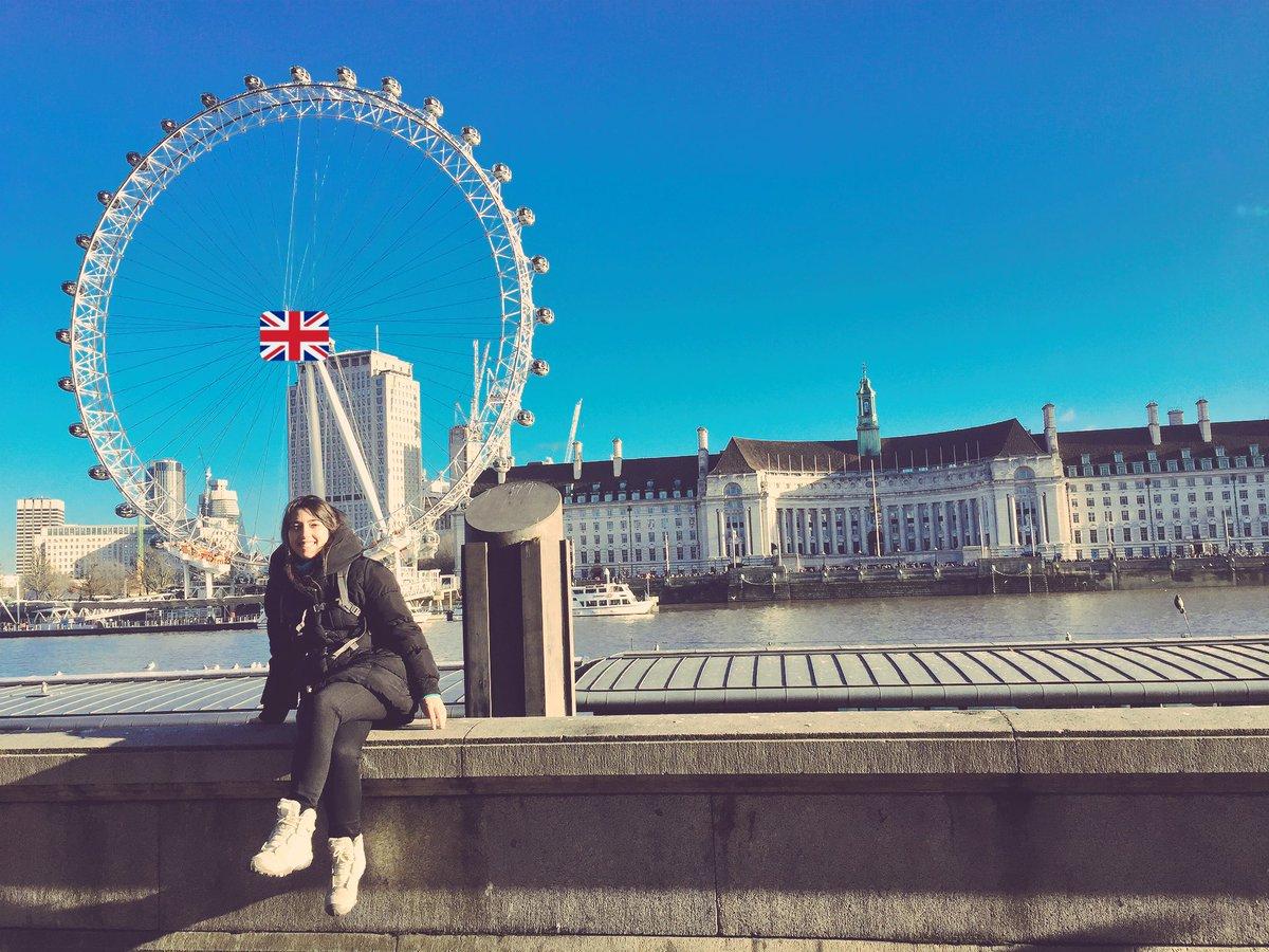 Londres  enamora   #London #LondonEye #FinDeAño2016 #Viajera @ViajesIrisa #ViajaYDisfruta<br>http://pic.twitter.com/drce89zdoq
