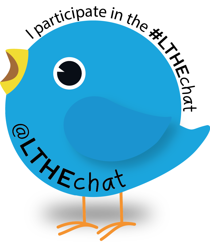 Don't forget - #LTHEchat tonight at 8pm with @HalaMansour we're talking Change, Leadership and Pedagogic research https://t.co/8TmbweIyf3 https://t.co/YfupxKOETm