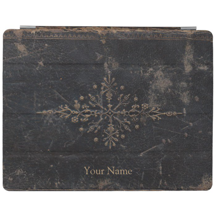 Antique Faux Leather Book #iPad #Smart #Cover   http://www. zazzle.com/pd/spp/pt-inaf lash_cover?dz=c29fcfed-d766-4c0e-abea-529bc504487e&amp;clone=true&amp;pending=true&amp;style=ipad234&amp;design.areas=%5Binaflash_cover_ipad234_horz_front%5D&amp;view=113420456459977668&amp;CMPN=shareicon&amp;lang=en&amp;social=true&amp;rf=238307052646677511 &nbsp; … <br>http://pic.twitter.com/jwEBh9nX07