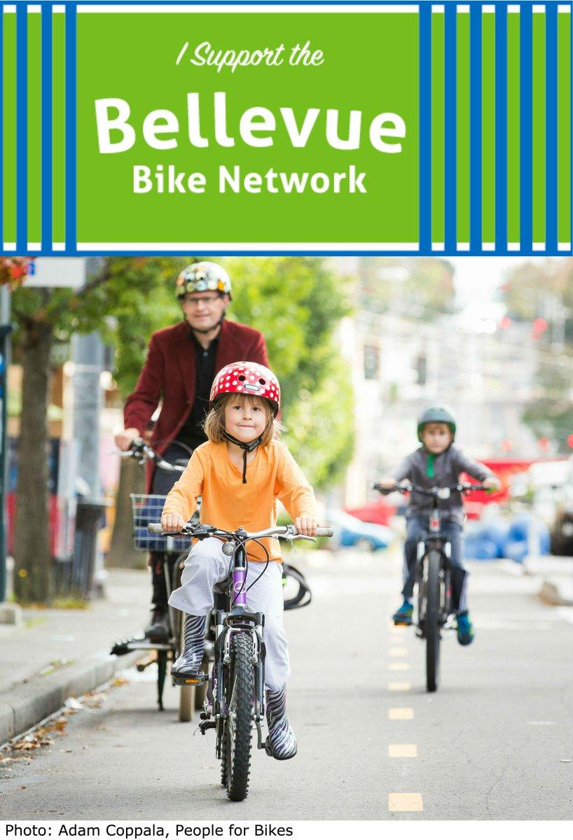 Bellevue Bike Trails - Maps of Bike Routes in Bellevue, WA