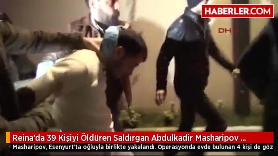 #Turkey gunman was 'arrested in #Iran' before #Reina nightclub attack  http:// ara.tv/pepv8  &nbsp;  <br>http://pic.twitter.com/Uys3HKrvTx