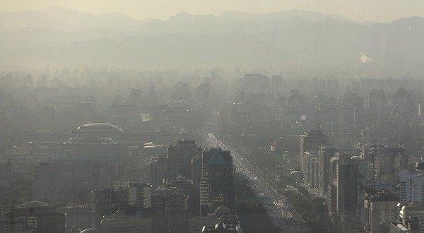 La #Chine a interdit aux bureaux locaux de la météo d&#39;émettre des alertes à la pollution de l&#39;air. #climate <br>http://pic.twitter.com/TLaGRnoi6M