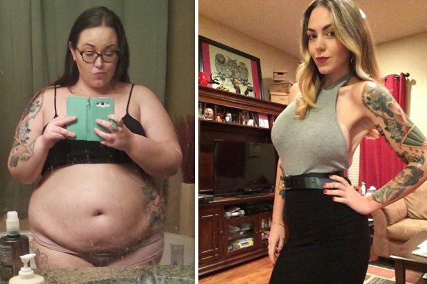 Fat woman fetish