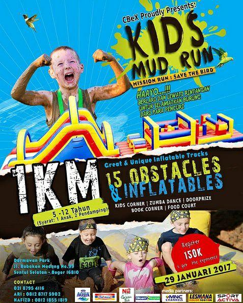 KiDs Mud Run • 2017