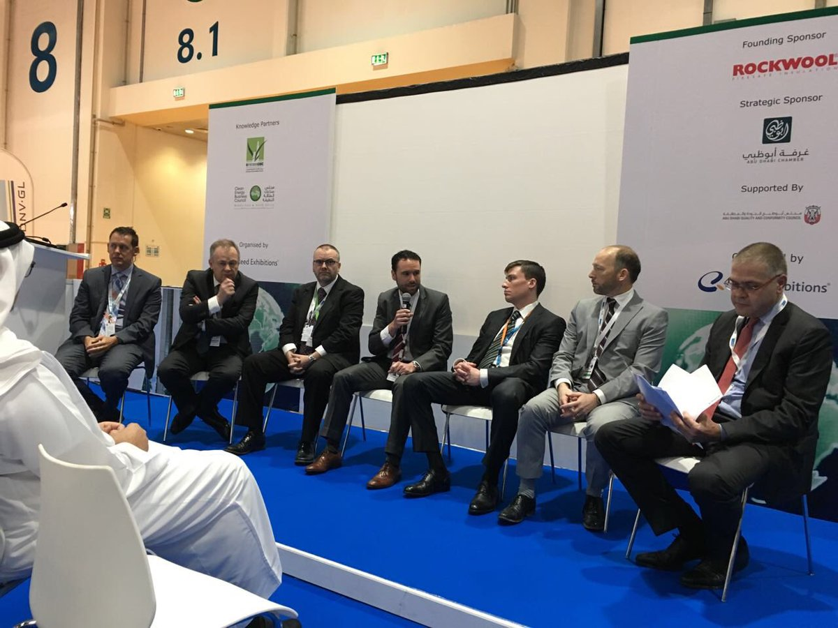 Our expert Luc Vuilleumier shares trends in #sustainable urban transportation #WFES2017 #ADSW2017 #happeningnow  http:// sie.ag/2gL0nxZ  &nbsp;  <br>http://pic.twitter.com/02ABoh5or4