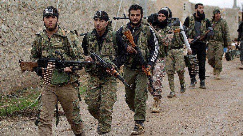 L&#39;armée américaine fournirait de plus en plus d&#39;armes à l&#39;opposition syrienne #USA #Syrie   https:// francais.rt.com/international/ 32459-armee-americaine-fournit-plus-darmes-a-lopposition-syrienne &nbsp; … <br>http://pic.twitter.com/o6UbRrIP0w