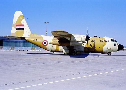 مصر تطور طائرة C-130H  بقدرات استخبارات إلكترونية جديدة  C2bCUb-UQAAYjTb
