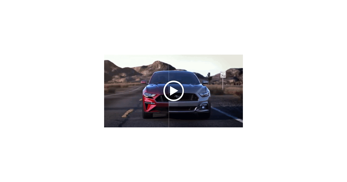 2018 Vs 2017 #Ford Mustang: #Poll &amp; Photo Comparison  http:// carscoo.ps/N7nsfD  &nbsp;  <br>http://pic.twitter.com/aXcGqNdtiA