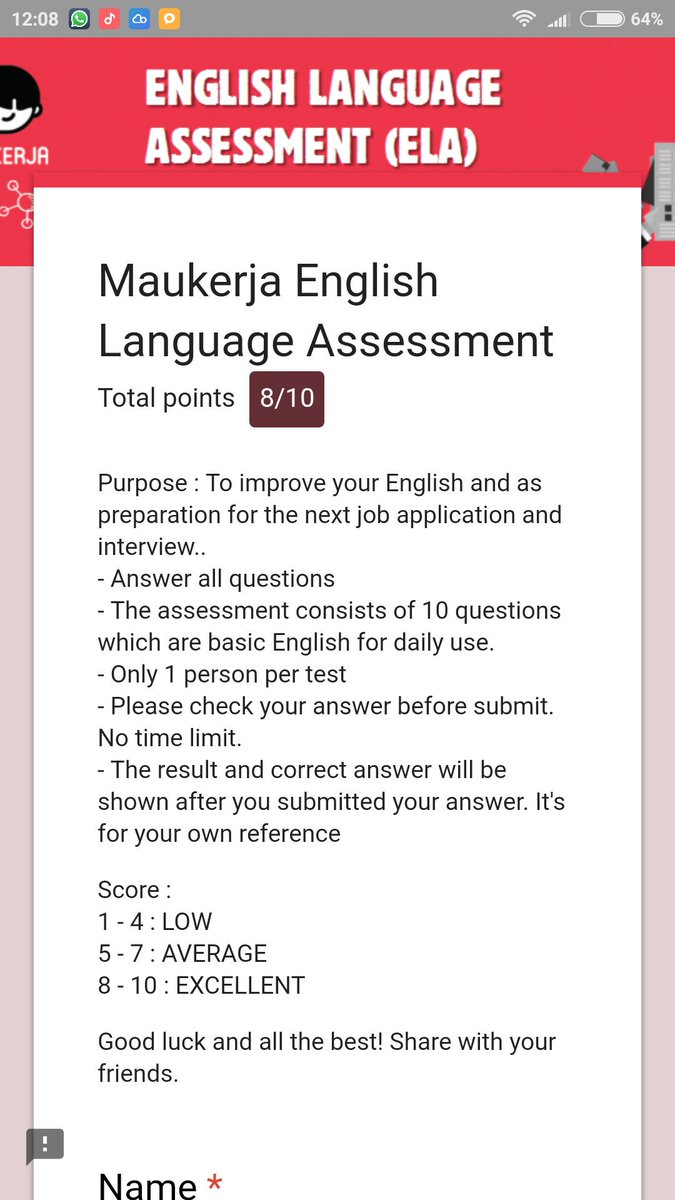 maukerja on twitter sebelum ke interview kerja test level 0 replies 0 retweets 0 likes