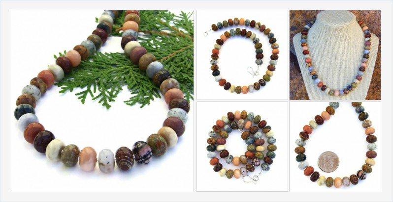 Wear w/ most anything: elegant mixed #gemstone #handmade #necklace! #Indiemade https://t.co/M3INFrTd43 https://t.co/KF5BsEgIbN