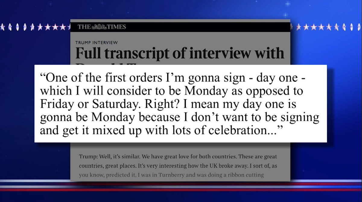 Our #PEOTUS is taking his first weekend off bc he's worried he'll mix up signing with celebrating… <br>http://pic.twitter.com/wfBdGmYiX6