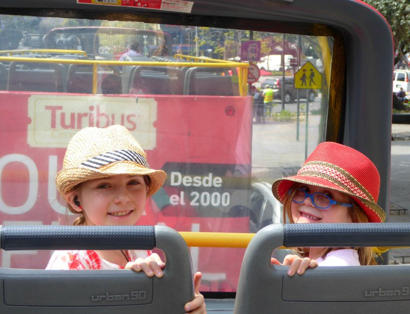 Mexico City with Kids: Touring the capital on the Turibus https://t.co...