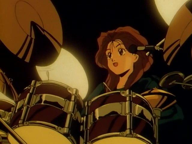 Michael Dimaggio On Twitter Female Drummer In Episode 17