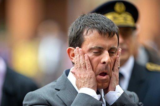 Un internaute à Manuel #Valls en direct: &quot;On était 66 millions à vouloir te la mettre la #claque&quot;  http://www. huffingtonpost.fr/2017/01/18/un- internaute-a-manuel-valls-en-direct-sur-france-inter-on-eta/ &nbsp; …  #TVL <br>http://pic.twitter.com/zI66OktpIS
