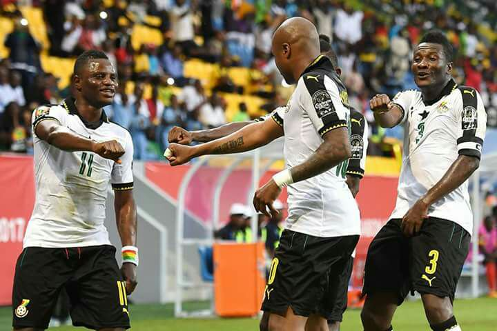 Black Stars dance moves against Uganda is a tribute to hit single Confession, says rapper Kofi Kinaata
