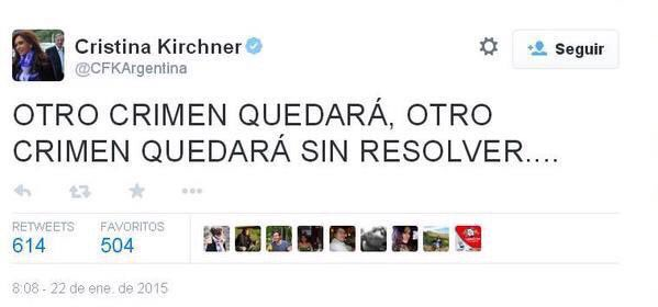 Hace dos años el Gobierno de @CFKArgentina asesinaba a Nisman, y así a...