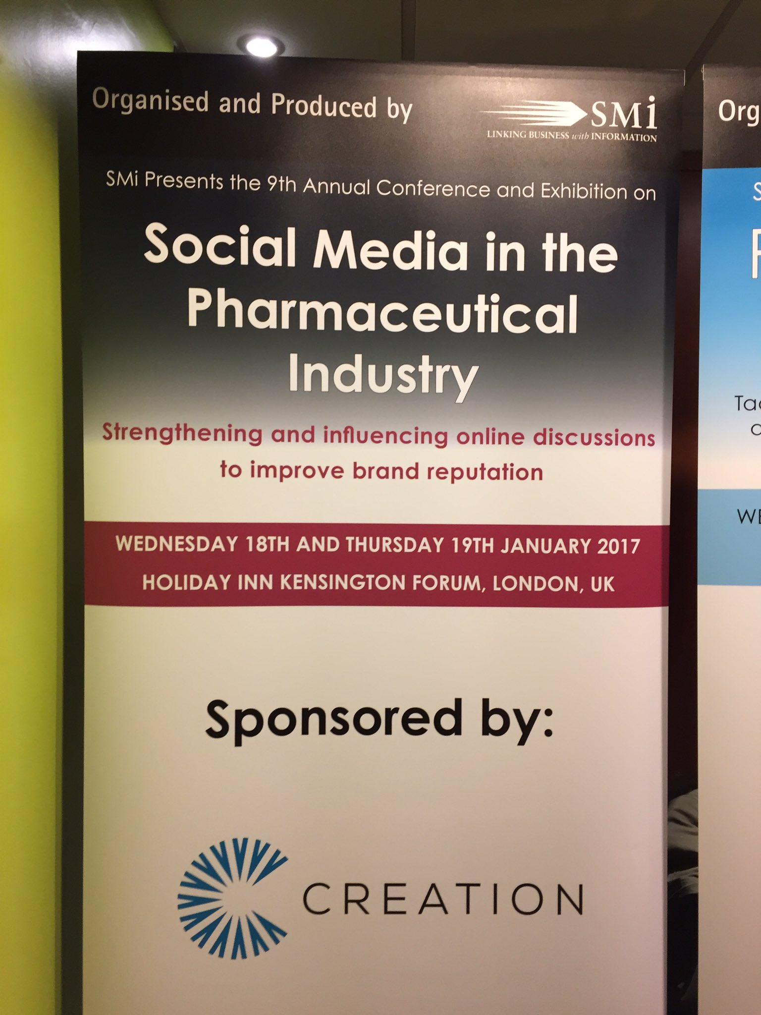 Thumbnail for SOCIAL MEDIA IN THE PHARMACEUTICAL INDUSTRY