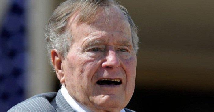 L&#39;ex-président #GeorgeHJBush hospitalisé #Bush #USA #socialmedia #sante   http:// fr.azvision.az/L&#39;ex-pr%C3%A9s ident-George-H.J.-Bush--32989-xeber.html#.WH8qRHfXBLk.twitter &nbsp; … <br>http://pic.twitter.com/dyDPGIwfXX
