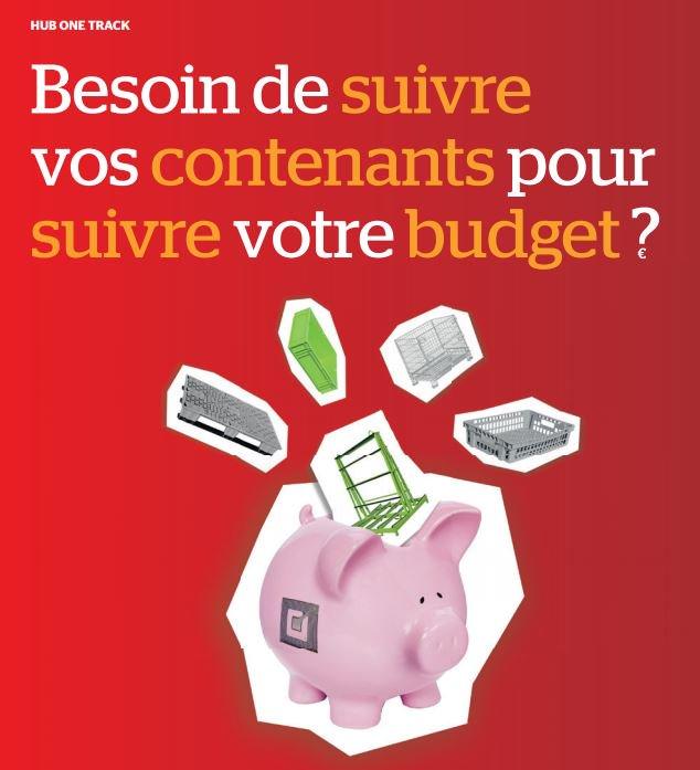 Besoin de suivre vos #contenants pour suivre votre #budget ? @Hub One #Track  http:// bit.ly/2fjpKHP  &nbsp;  <br>http://pic.twitter.com/BX7Gobsfa9