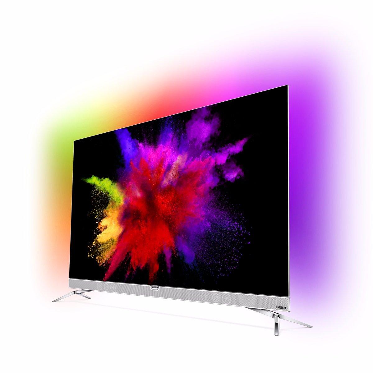 .@lesnums_rss ont testé le 901F, le premier téléviseur #Oled avec Android TV et #Ambilight. Découvrez leur avis : https://t.co/aZnHLcGMwP https://t.co/bhCOOmnznh