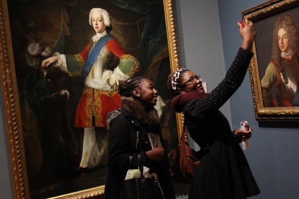 It's #MuseumSelfie Day! Share your creative self-portraits inspired by...