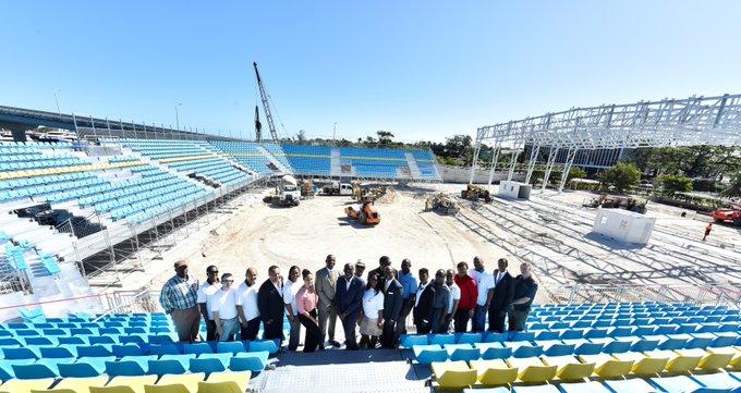 Campeonato de CONCACAF 2017 en Bahamas. C2cWM-gXUAAxXxj